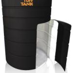 closed top tuff tank