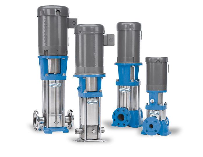 Berkeley Multi-Stage Pumps