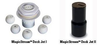 Sta-Rite Magic Stream – Deck Jet II