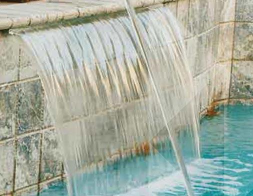 Sta-Rite Magic Falls Waterfall Sheet