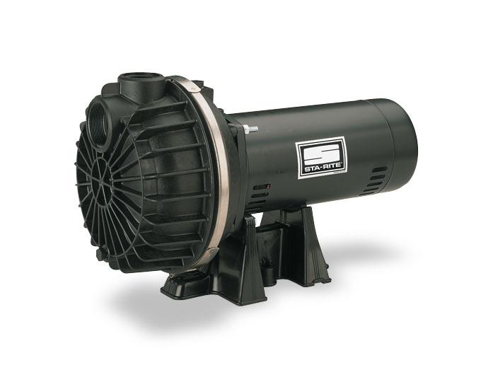 Sta-Rite Irrigation Pump