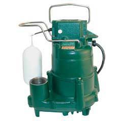 Zoeller Effluent Pump D98