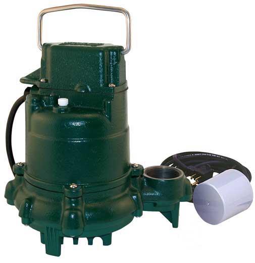 Zoeller Effluent Pump M53