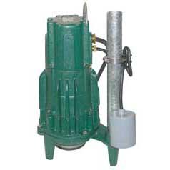 Zoeller Shark Series 820 Grinder Pump
